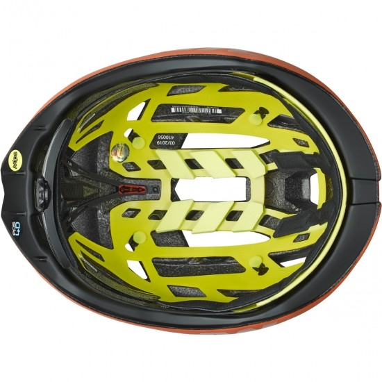 Helm MAVIC Comete Ultimate MIPS Red Orange / Black