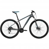 "MERIDA Big Nine 40 29"" 2020 Silver / Blue"