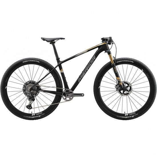 "Bicicleta de montaña MERIDA Big Nine 9000 29"" 2020 Black"