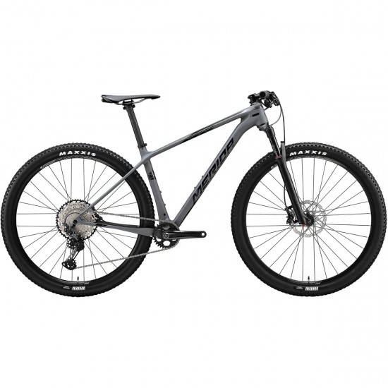 "Bicicleta de montaña MERIDA Big Nine XT Edition 29"" 2020 Grey / Black"