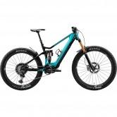 E-One Sixty 10K 2020 Turquoise / Black