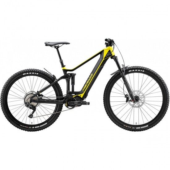 Bici da montagna MERIDA E-One Forty 5000 2020 Yellow / Black