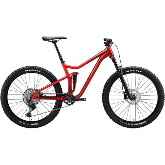 "Bicicleta de montaña MERIDA One-Forty 700 27,5"" 2020 Red"