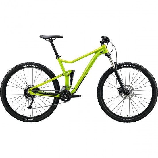 Bicicleta de montaña MERIDA One Twenty RC 9 300 2020 Green