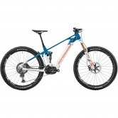 "MONDRAKER Crafty Carbon RR 29"" 2020 Blue Petrol / White / Orange"