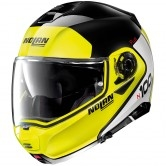 NOLAN N100-5 Plus Distinctive N-Com Black / Yellow 28