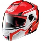 NOLAN N90-2 Meridianus N-Com Corsa Red