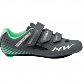 NORTHWAVE Core Lady Anthracite / Light Green
