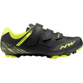 NORTHWAVE Origin Black / Yellow Fluo