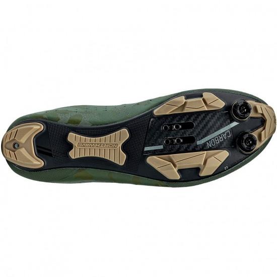 Zapatillas NORTHWAVE Rebel 2 Camo Green