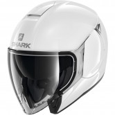 SHARK Citycruiser Blank White Azur
