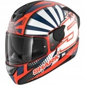 SHARK D-Skwal 2 Replica Zarco Orange / White / Blue