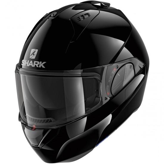 Casco SHARK Evo-Es Blank Black