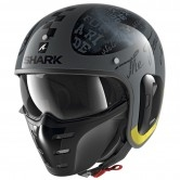 SHARK S-Drak 2 Tripp In Anthracite / Anthracite / Yellow