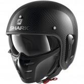 SHARK S-Drak Carbon 2 Carbon Skin carbon / Silver / Black