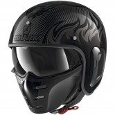 SHARK S-Drak Carbon 2 Dagon Carbon / Anthracite / Anthracite