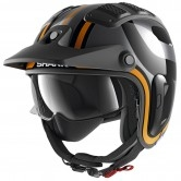 SHARK X-Drak 2 Thrust-R Black / Anthracite / Orange