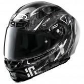 X-803 RS Ultra Carbon Darko Black / White