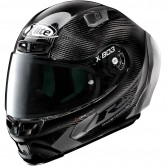 X-803 RS Ultra Carbon Hot Lap Black / Grey