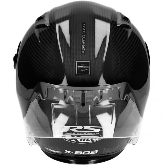 Casco X-LITE X-803 RS Ultra Carbon Hot Lap Black / Grey