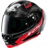X-803 RS Ultra Carbon Hot Lap Black / Red