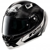 X-LITE X-803 RS Ultra Carbon Hot Lap Black / White