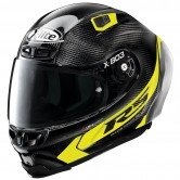 X-803 RS Ultra Carbon Hot Lap Black / Yellow