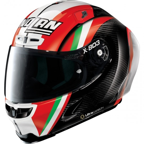 Casco X-LITE X-803 RS Ultra Carbon Replica Casey Stoner Together Carbon