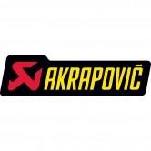 AKRAPOVIC P-HST6AL
