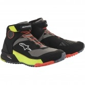 ALPINESTARS CR-X Drystar Black / Yellow Fluo / Red Fluo