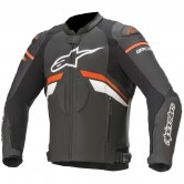 ALPINESTARS GP Plus R V3 Black / Red Fluo / White