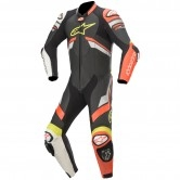 ALPINESTARS GP Plus V3 Professional Black / Red Fluo / White