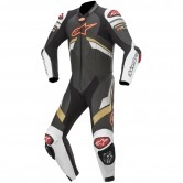 ALPINESTARS GP Plus V3 Professional Black / White / Gold / Bright Red