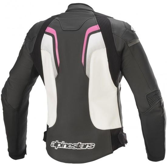 ALPINESTARS Stella GP Plus R V3 Lady Black / White / Fuchsia Jacket