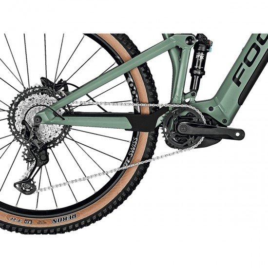 Mountainbike FOCUS Thron2 6.9 2020 Matte Green