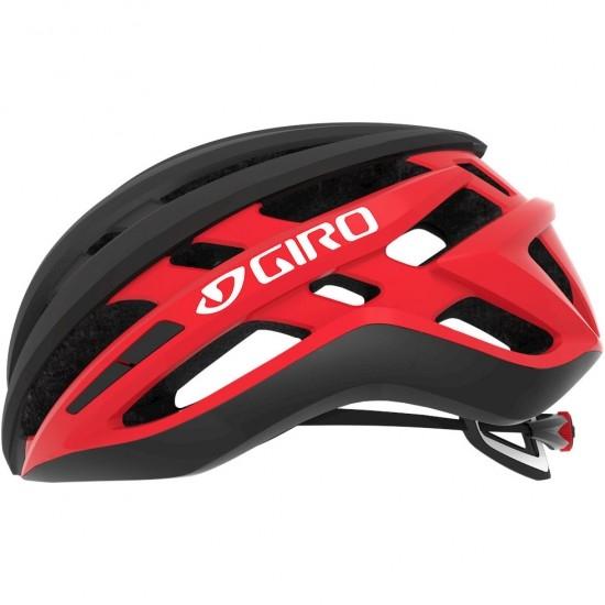 Casco GIRO Agilis Matte Black / Bright Red
