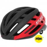 GIRO Agilis MIPS Matte Black / Bright Red