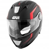 GIVI X.23 Sydney Viper Matt Black / Orange / Red