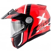 GIVI X.33 Canyon Division Red / Black