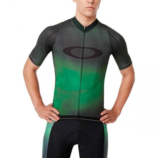 OAKLEY Aero Laser Green Jersey