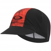 OAKLEY Cap Black / Red