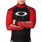 OAKLEY Cycling Aero Jacket Fired Forest
