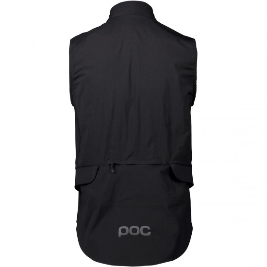 POC All-Weather Uranium Black Vest