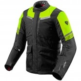 REVIT Neptune 2 GTX Black / Black Yellow