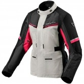 REVIT Outback 3 Lady Silver / Fuchsia