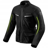 REVIT Voltiac 2 Black / Neon Yellow