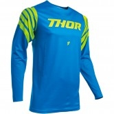 THOR Prime Pro Strut Electric Blue / Acid