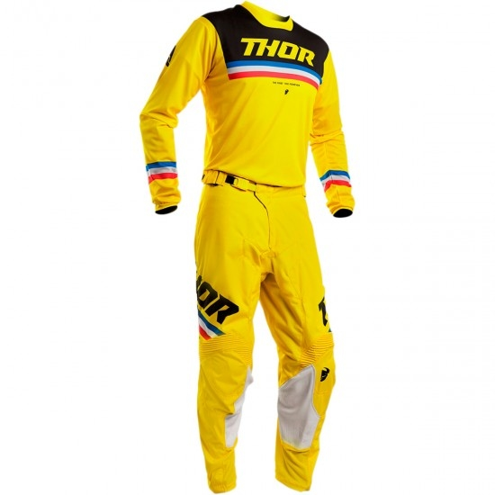 THOR Pulse Pinner Yellow / Black Pant