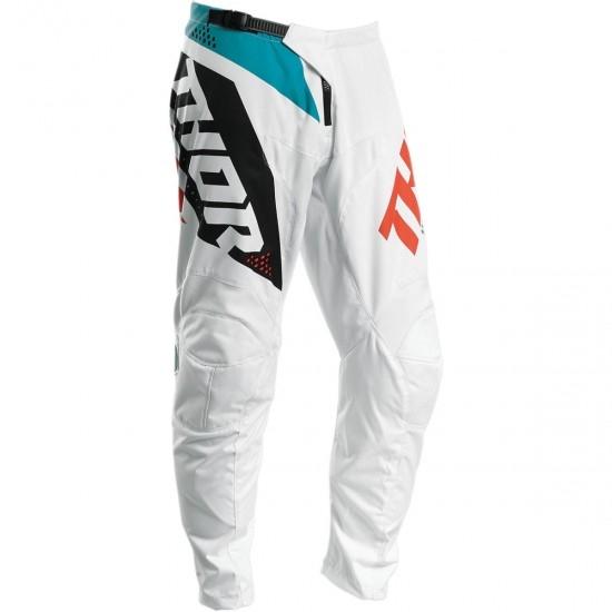 THOR Sector Blade White / Aqua Pant