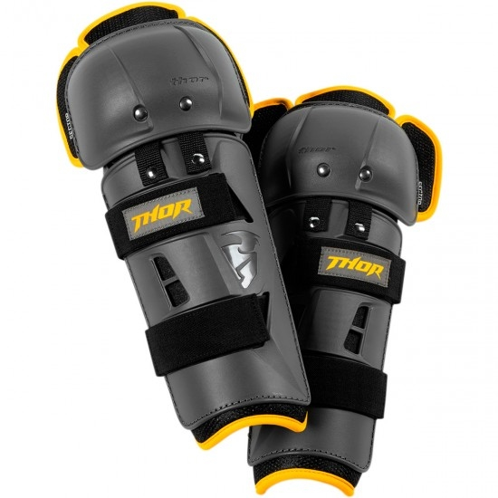 Protektor THOR Sector GP Grey / Yellow / Black